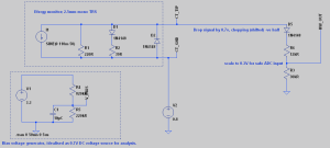 Efergy monitor circuit design